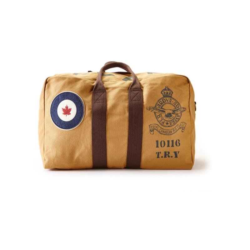 Product Photo of 13932 - RCAF Heavy Canvas Bag