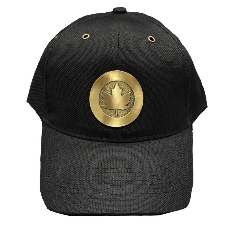 Product Photo of 14417 - R.C.A.F. Roundel Brass Logo Hat