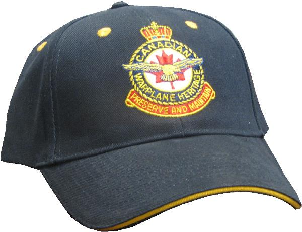 Product Photo of 16382 - CWH Heraldic Crest Hat