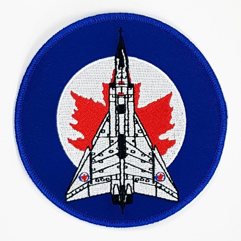 Product Photo of 15117 - Avro Arrow Canada Crest
