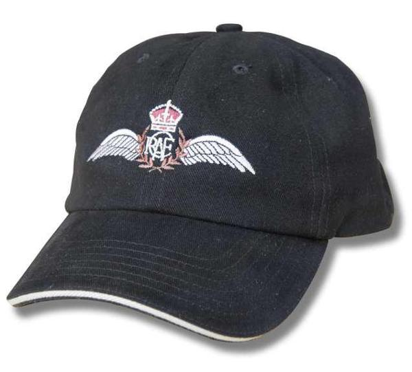 Product Photo of 17586 - RCAF Pilot Wings Hat