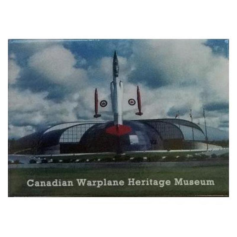 Product Photo of 17951 - Canadian Warplane Heritage Starfighter Magnet