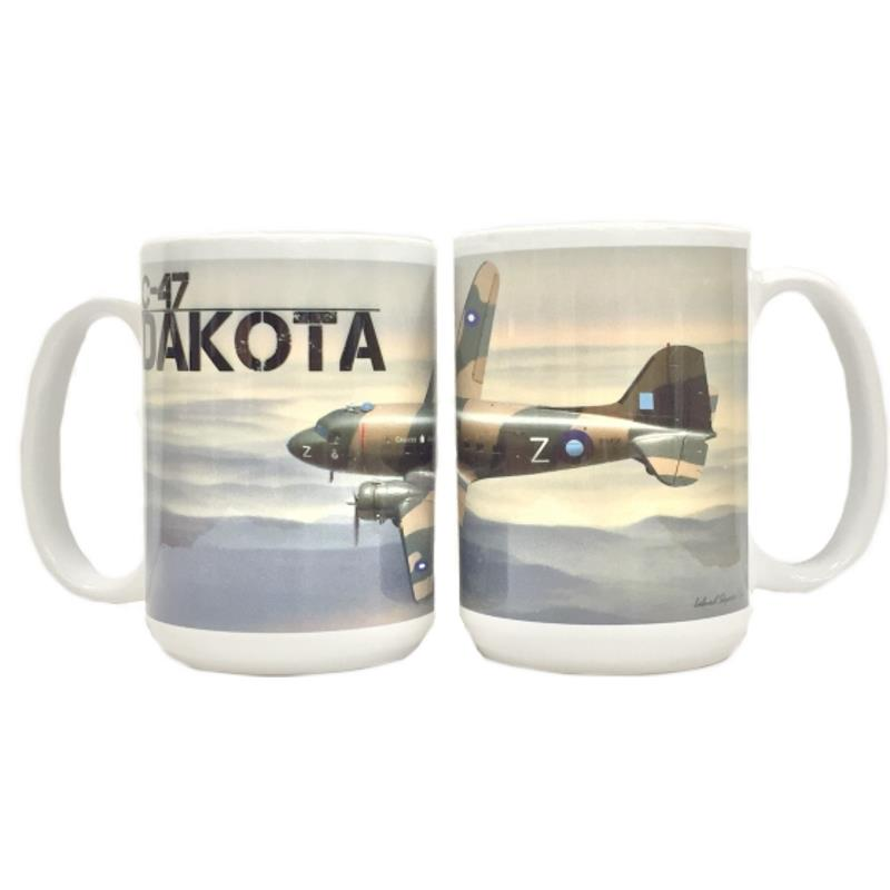 Product Photo of 19172 - C-47 Dakota Mug