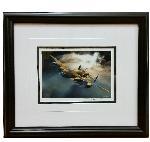 Photo of 19320 - Avro Lancaster VRA Framed Print