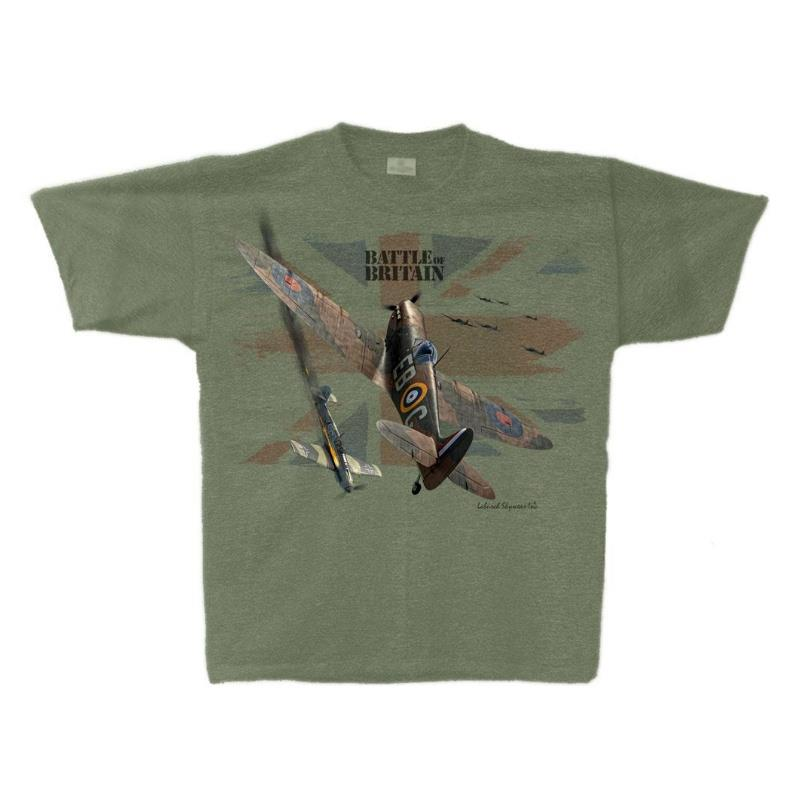 Product Photo of 2021 Battle of Britain tshirt - Battle of Britain T-Shirt (2021)