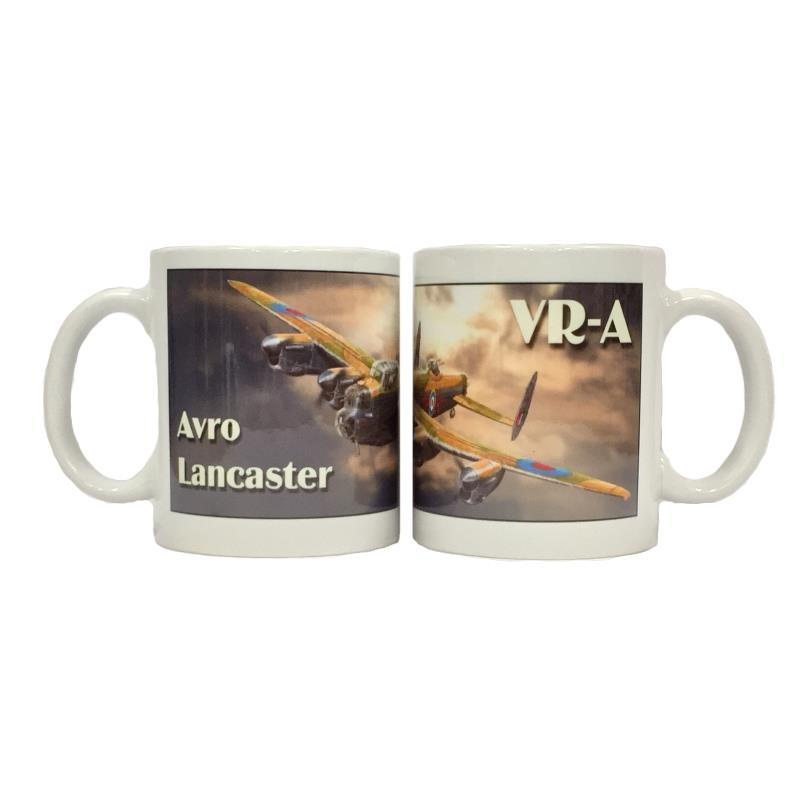 Product Photo of 20407 - Avro Lancaster VR-A Mug