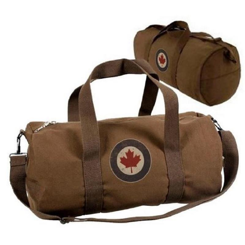 Product Photo of 22455 - RCAF Canvas Shoulder Bag