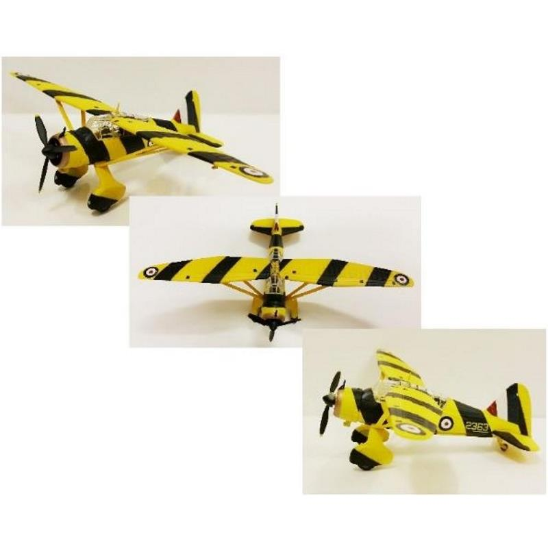 Product Photo of 22860 - Westland Lysander, CWHM #2363, Diecast Model