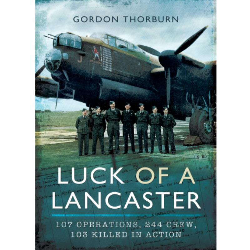 Product Photo of 23583 - Luck of a Lancaster Book