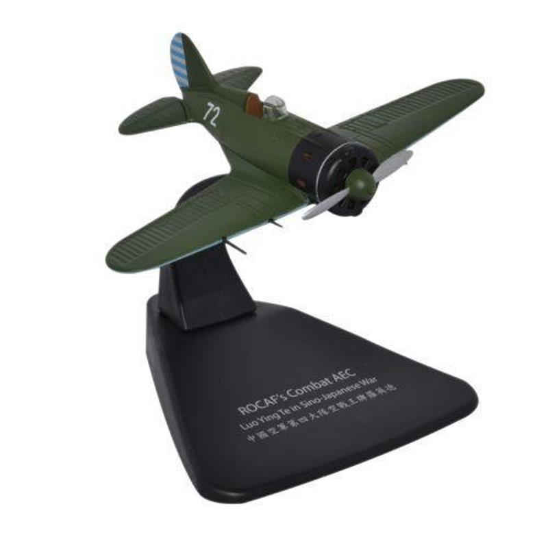 Product Photo of 24037 - Polikarpov Chinese Air Force 'Republic of China' Diecast Model