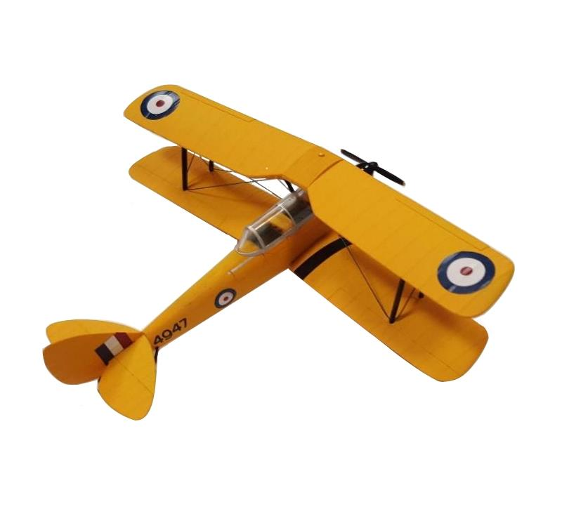 Product Photo of 24091 - de Havilland Tiger Moth, CWHM, RCAF 4947, Diecast Model
