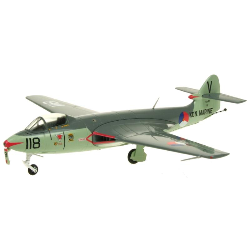Product Photo of 24497 - Hawker Sea Hawk KON.MARINE 118, Diecast Model