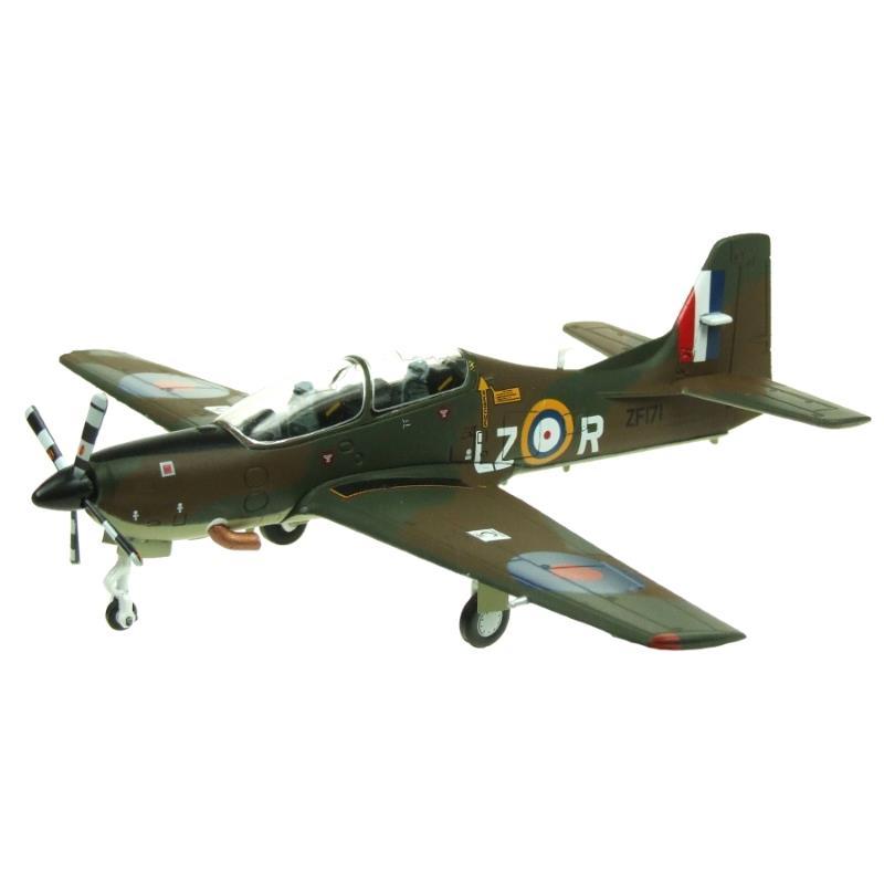 Product Photo of 24652 - Short Tucano T1, RAF 207 Sqn, Diecast Model