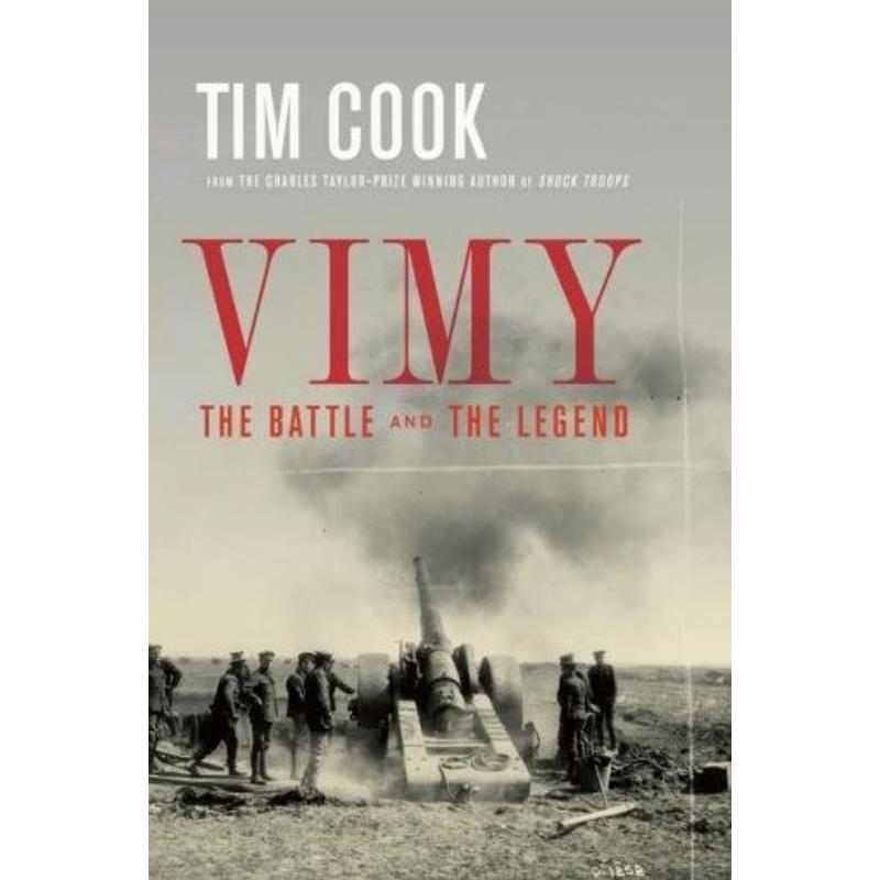 Product Photo of 24717 - Vimy: The Battle & The Legend Book