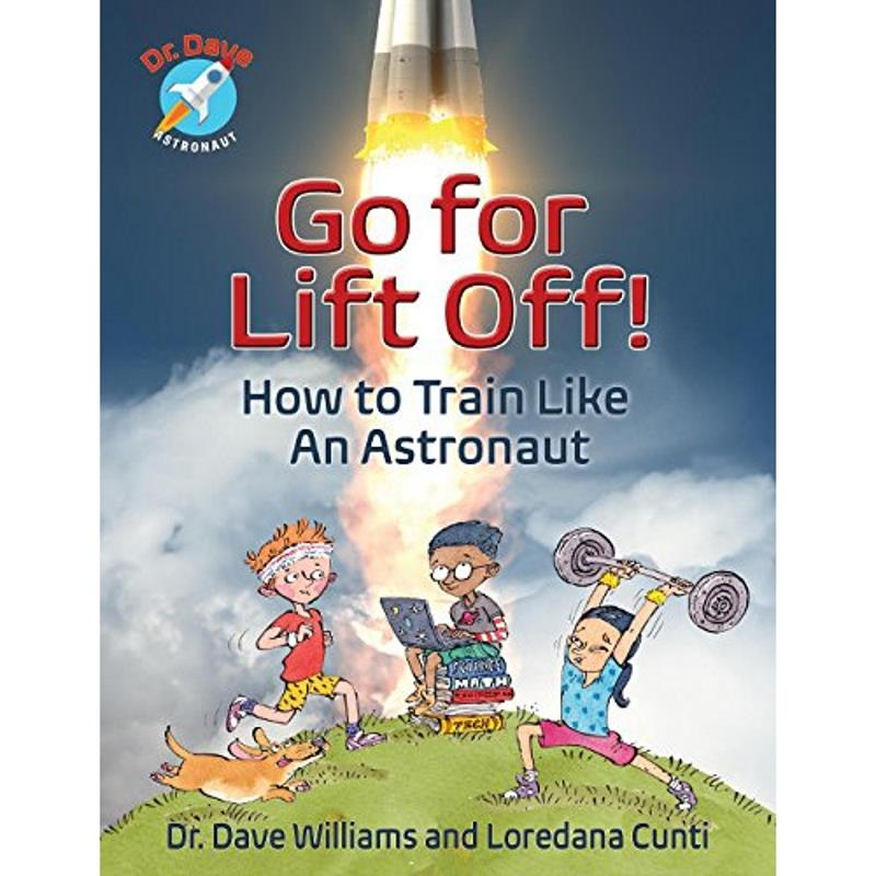 Product Photo of 24841 - Go for Liftoff! How to Train Like an Astronaut