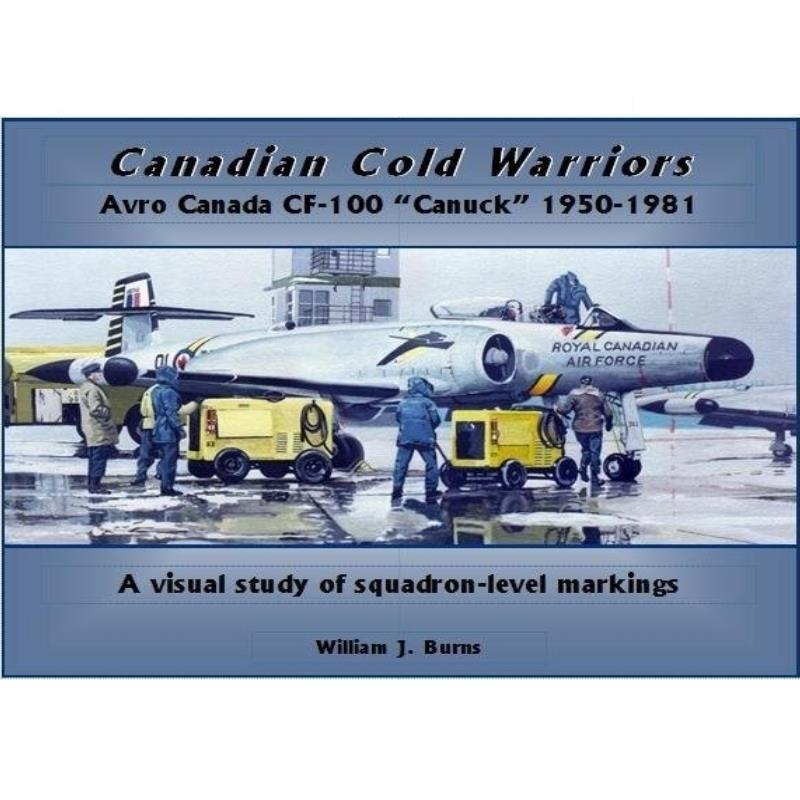 Product Photo of 25122 - Canadian Cold Warriors Book
