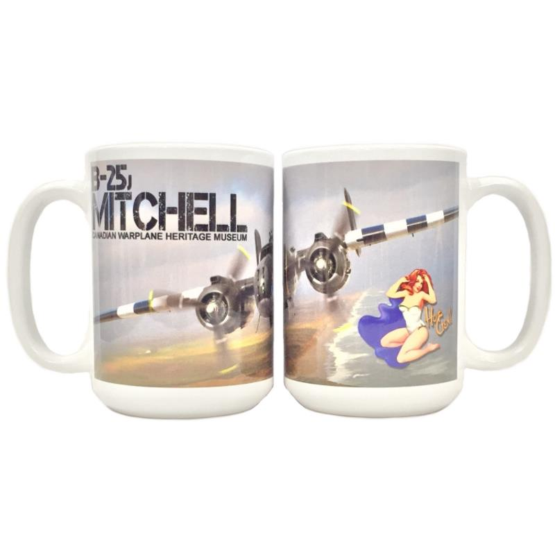 Product Photo of 25186 - B-25 Mitchell Hot Gen Mug
