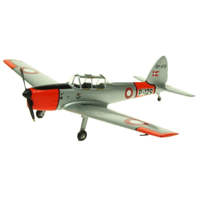 Product Photo of 25254 - de Havilland DHC1 Chipmunk T.Mk.20 Danish Air Force OY-ATO/P-129 Diecast Model