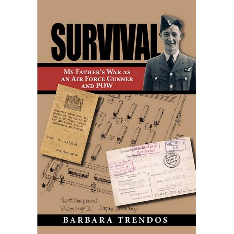 Product Photo of 25423 - Survival: My Father's War As An Air Force Gunner and POW Book