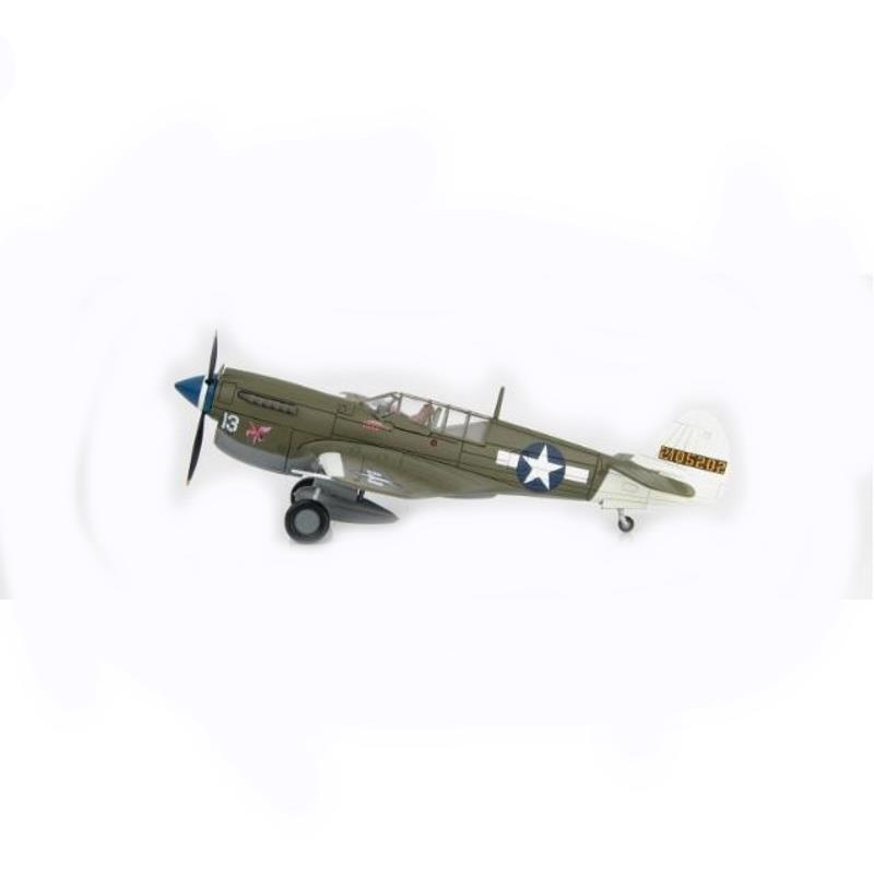 Product Photo of 25752 - P-40N. Warhawk Rita/Orchid 13, Diecast Model