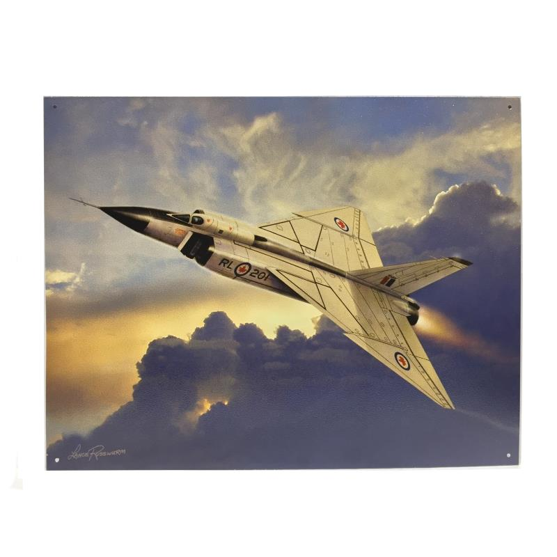 Product Photo of 26277 - Avro Arrow Tin Sign