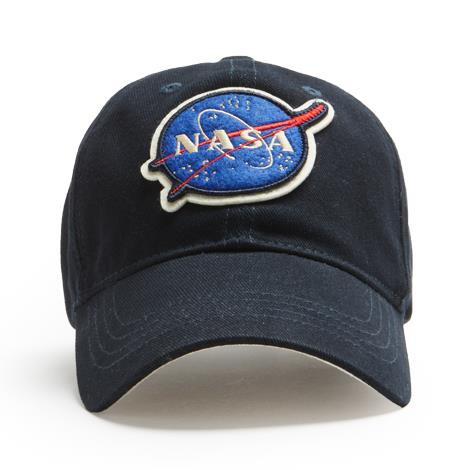 Product Photo of 26776 - Navy Nasa Logo Hat