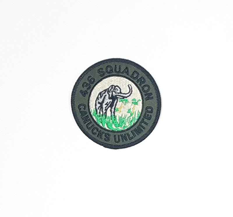 Product Photo of 27168 - Canucks Unlimited 436 Squadron Crest