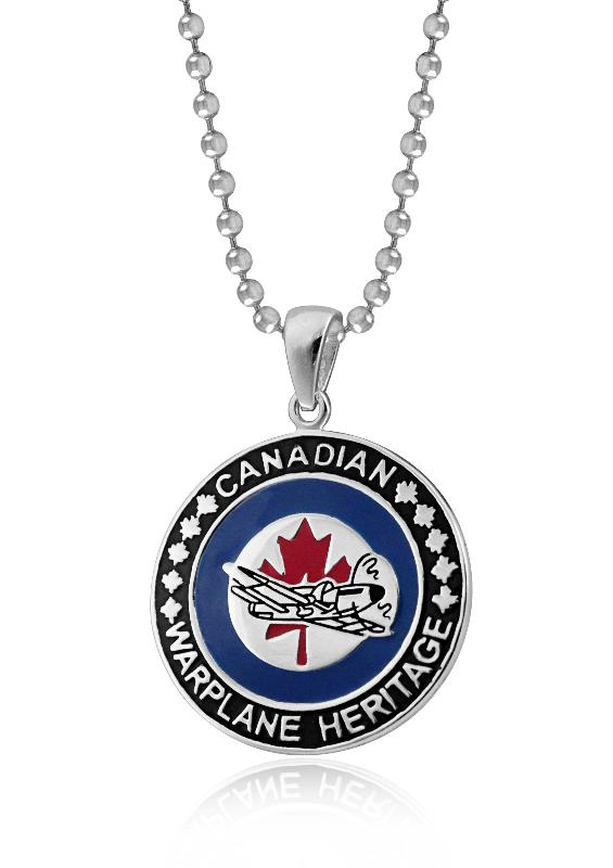 Product Photo of 27316 - Canadian Warplane Heritage Persona Charm - Roundel
