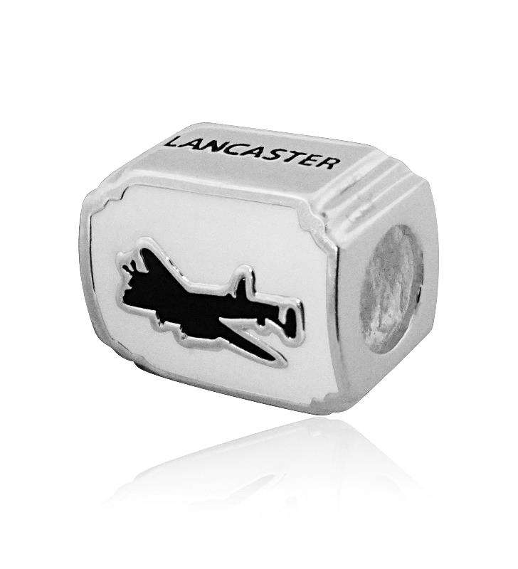 Product Photo of 27317 - Avro Lancaster Persona Charm - Bead (Spacer)