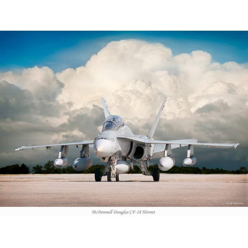 Product Photo of 27353 - McDonnell Douglas CF-18 (#730), Print