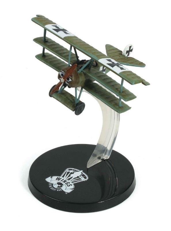 Product Photo of 27972 - Wings of Great War, Werner Voss Jasta, 101/72, Diecast Model