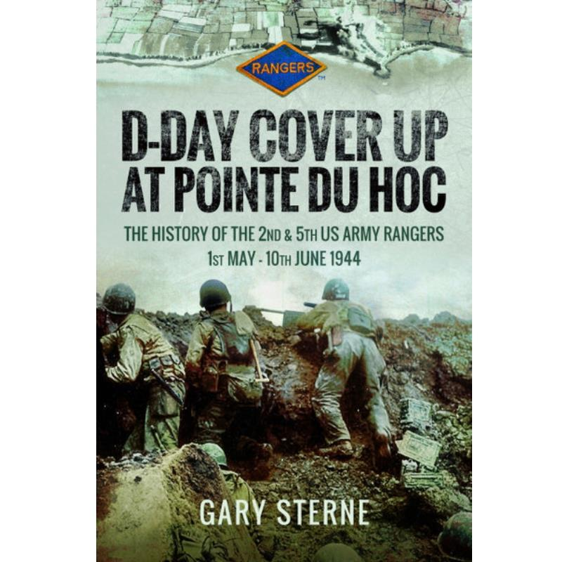 Product Photo of 28350 - D-Day Cover Up at Pointe Du Hoc vol. II, by Gary Sterne