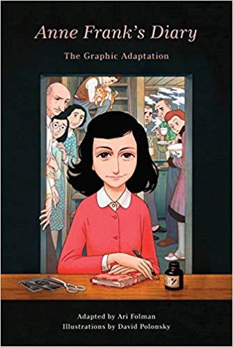Product Photo of 28359 - Anne Frank's Diary: The Graphic Adaptation, by Anne Frank