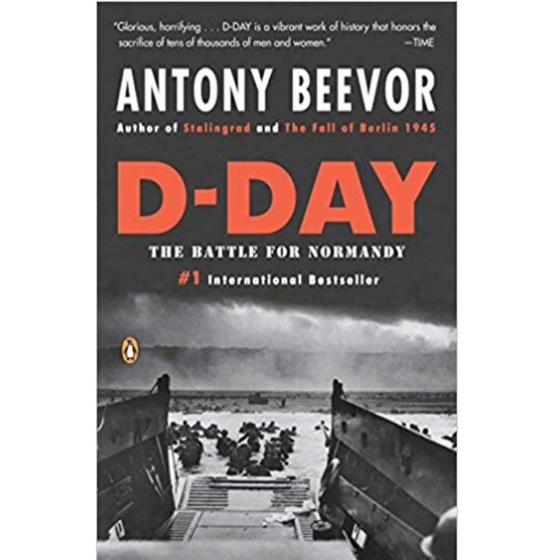 Product Photo of 28369 - D-Day: The Battle for Normandy