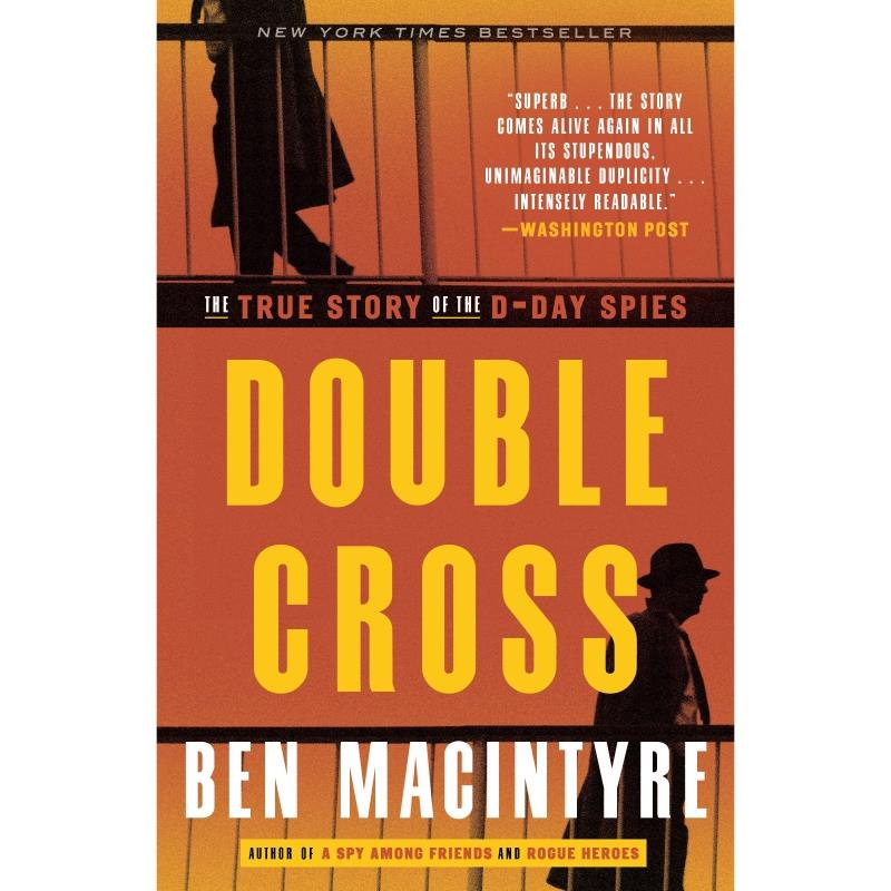 Product Photo of 28373 - Double Cross: The True Story of the D-Day Spies