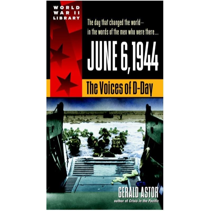 Product Photo of 28374 - June 6, 1944: The Voices of D-Day