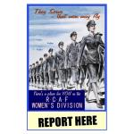 Photo of 28417 - Women's Division RCAF Poster
