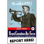 Photo of 28419 - The Call to Duty RCAF Poster