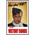 Photo of 28424 - Buy Victory Bonds RCAF Poster
