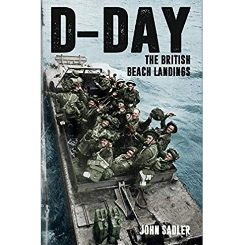 Product Photo of 28435 - D-Day The British Beach Landings