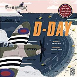 Product Photo of 28511 - D-Day: Untold stories of the Normandy Landings Inspired by 20 Real-Life People