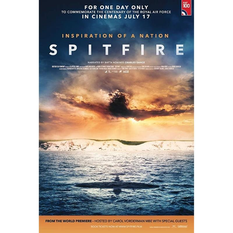 Product Photo of 28678 - Spitfire DVD