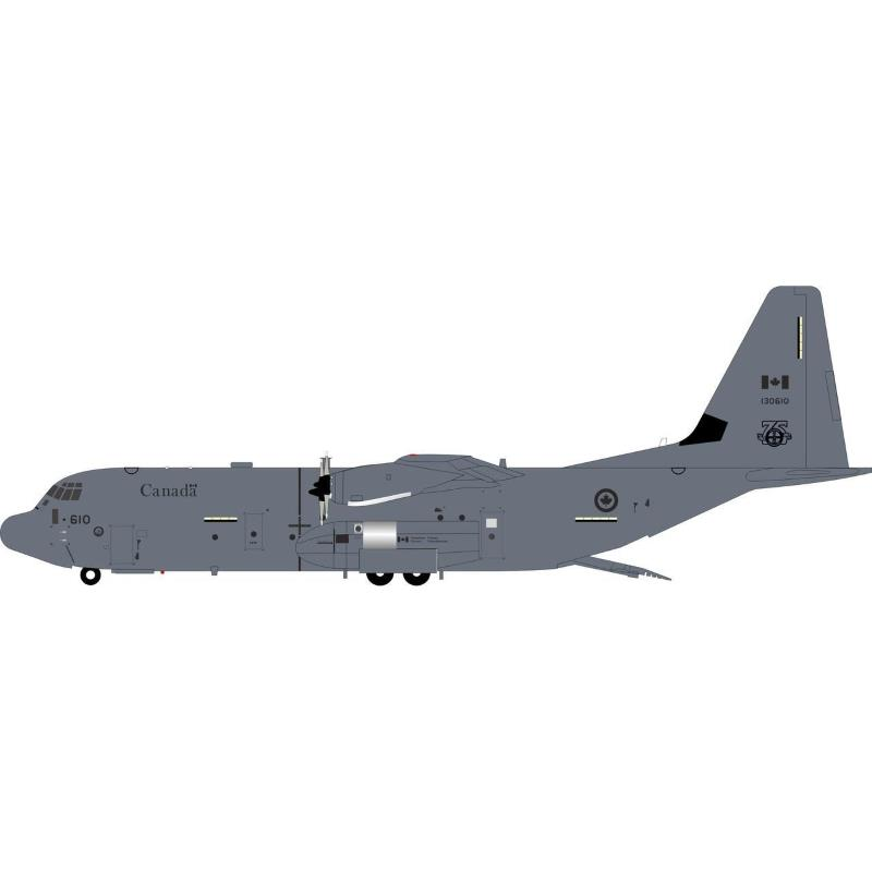 Product Photo of 28688 - Canada Air Force CC130J-30 Diecast Model