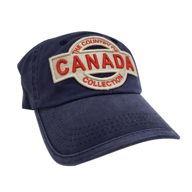 Product Photo of 29185 - Robin Ruth Blue Country of Canada Collection Hat