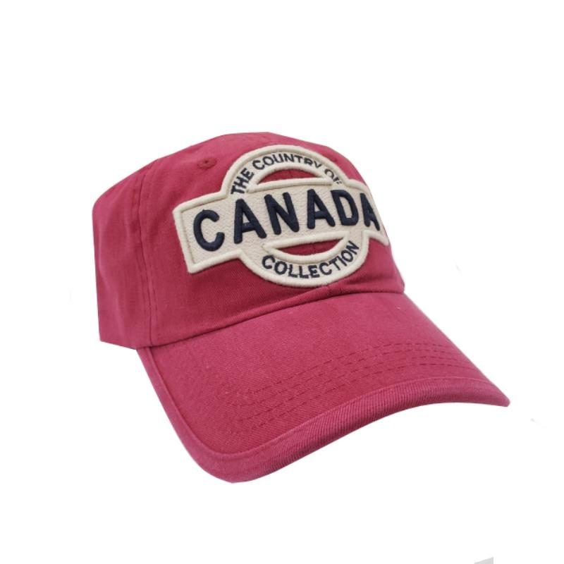 Product Photo of 29186 - Robin Ruth Red Country of Canada Collection Hat