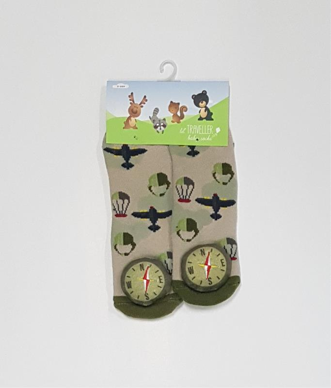 Product Photo of 29415 - Toddler Paratrooper Socks