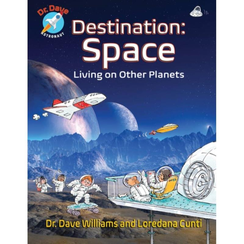 Product Photo of 29577 - Destination: Space; Living on Other Planets