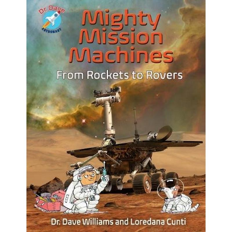 Product Photo of 29844 - Mighty Mission Machines: From Rockets to Rovers