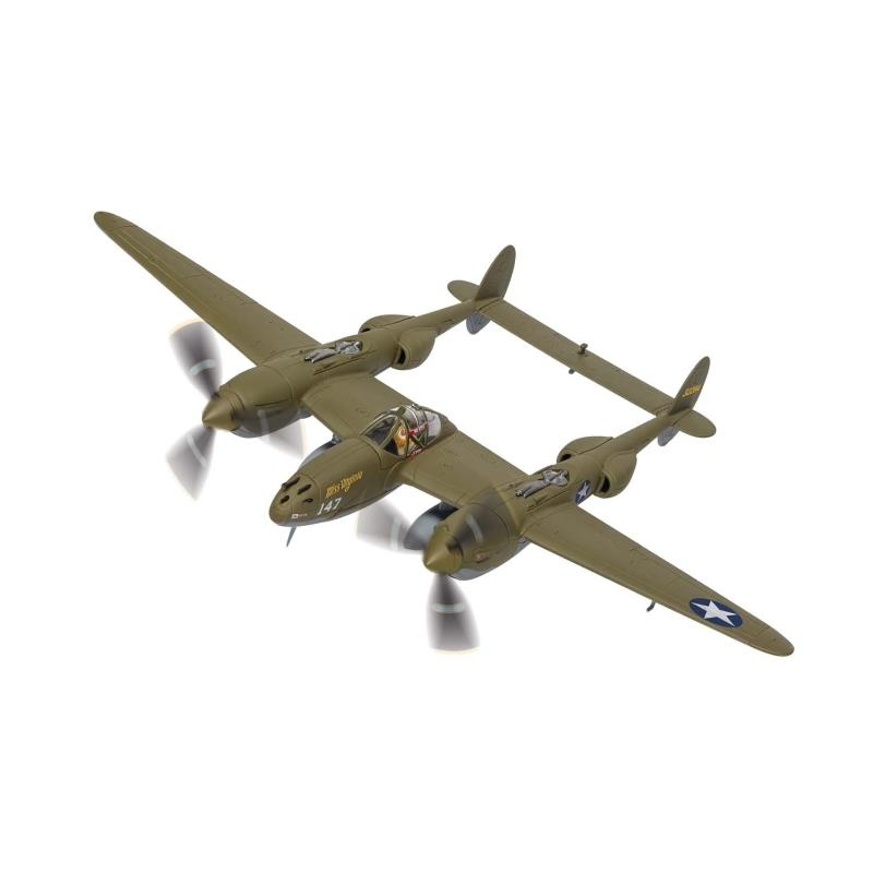 Product Photo of 29862 - P-38G Lightning Diecast Model
