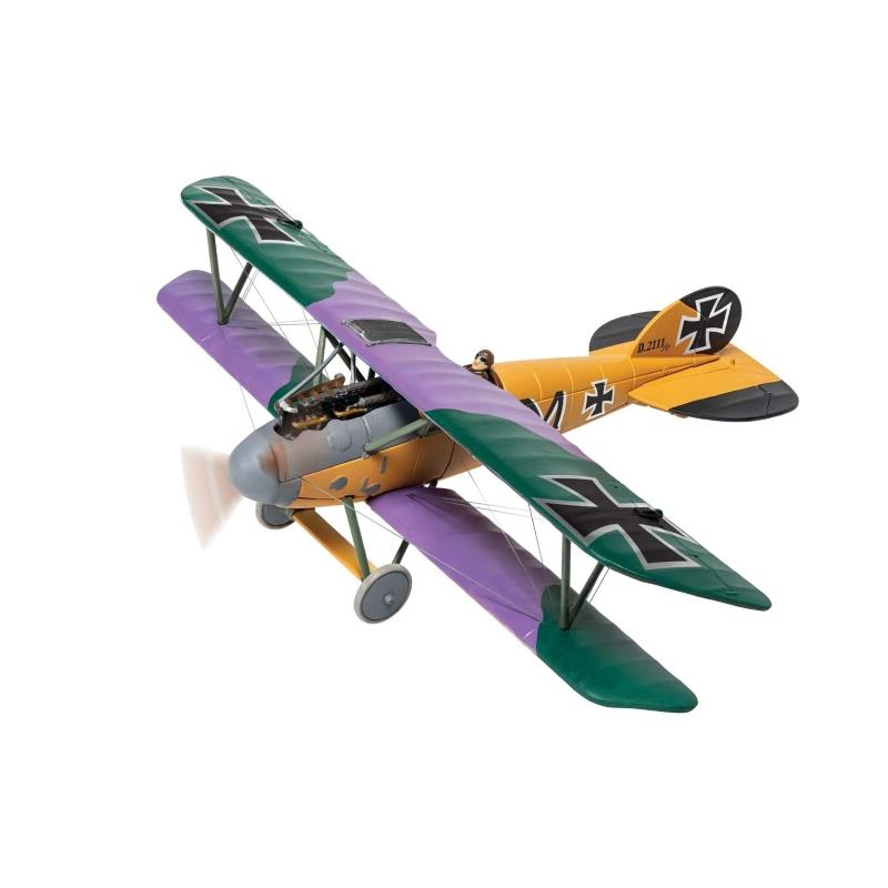 Product Photo of 29875 - Albatros D.V, Martin Mallmann Diecast Model